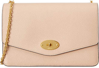 Mulberry Darley Small Classic Grain Leather Chain Shoulder Bag
