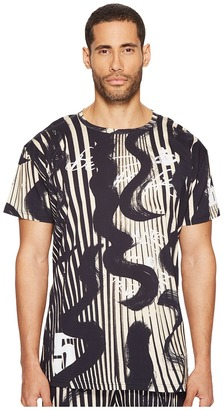 Vivienne Westwood - Psychedelic Squiggle T-Shirt Men's T Shirt $355 thestylecure.com