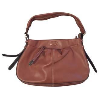 Lancel Camel Leather Bag