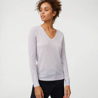 Club Monaco Agnes Tipped Sweater