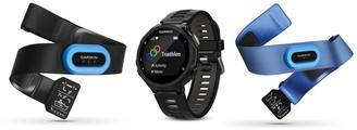 Garmin Forerunner 735XT GPS Running Watch Tri Bundle