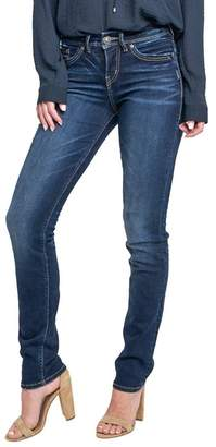 Silver Jeans Co. Avery Ultra-Curvy Straight