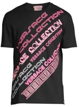 Versace Neon Logo T-Shirt
