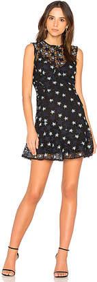 Karina Grimaldi Isabella Mini Dress