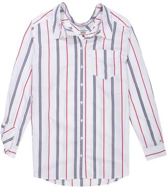 Tommy Jeans Striped Cotton Shirt