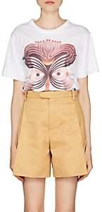 Chloé Women's Cotton Graphic T-Shirt - White