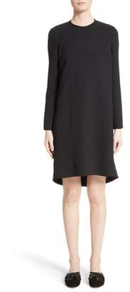 Victoria Beckham Victoria, Gathered Open Back Shift Dress