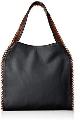 BIG BUDDHA Jgrayson Tote Bag $95 thestylecure.com
