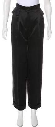 Chanel High-Rise Pants