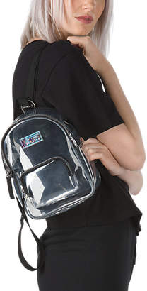 Vans Two Time Shine Iridescent Mini Backpack