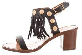 Valentino Rockstud Medallion Sandals