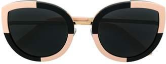 Cat Eye Face À Face oversized cat-eye sunglasses