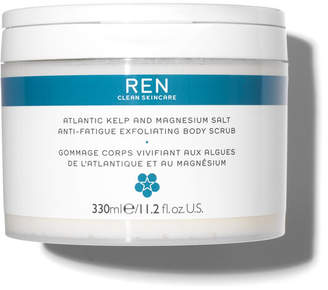 REN Atlantic Kelp & Magnesium Salt Anti-Fatigue Exfoliating Body Scrub