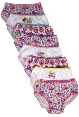 DAY Birger et Mikkelsen Sunny Girls Character 8 Pack Underwear