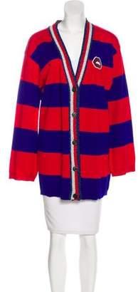 Tommy Hilfiger Gigi x Embellished Wool Cardigan