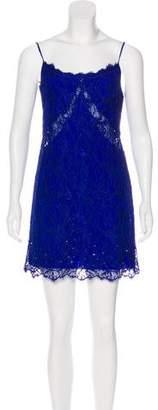 Emilio Pucci Lace Sleeveless Dress