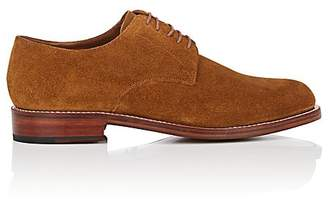 Grenson MEN'S CURTIS SUEDE BLUCHERS