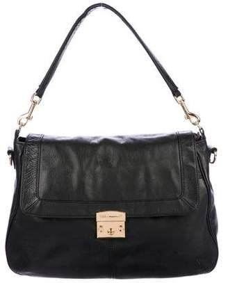 Rebecca Minkoff Leather Flap Satchel