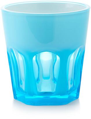 Mario Luca Giusti Gulli Acrylic Tumbler, Turquoise
