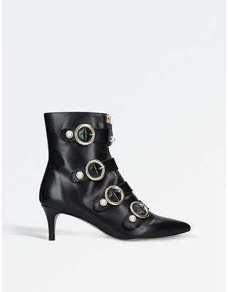 Carvela Sparky leather ankle boots