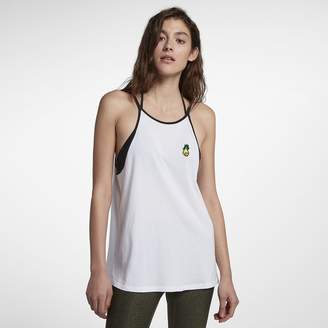 Hurley Pineapple Patch Ringer Women's Tank Top