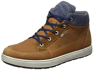 Mens 4103-501-301 Hi-Top Trainers Mustang FBQU6