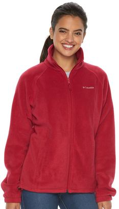 Women's Columbia Three Lakes Fleece Jacket $60 thestylecure.com