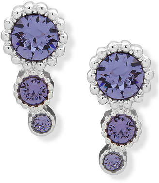 Gloria Vanderbilt 15.3mm Stud Earrings