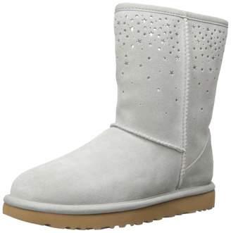 UGG Women's W Classic Short STARGIRL Fashion Boot