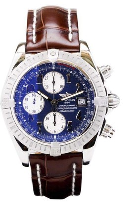 Breitling Windrider Chronomat Evolution A13356 Automatic Chronograph 43mm Mens Watch $2,995 thestylecure.com