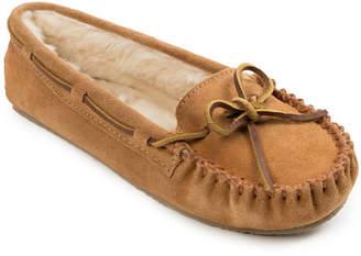 Minnetonka Cally Wide Width Slipper Women Shoes