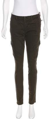 Vince Skinny Mid-Rise Pants