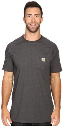 Carhartt Big Tall Force Cotton S/S T-Shirt Men's T Shirt