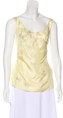 Marni Silk Printed Top