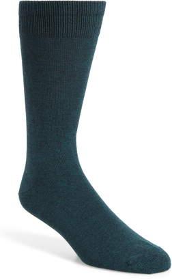 Nordstrom Ultrasoft Solid Socks