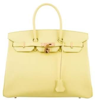 636c190721 Hermes Yellow Handbags - ShopStyle