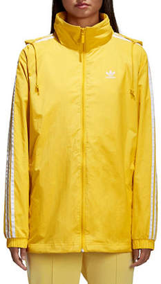 adidas giacca di poliestere shopstyle canada