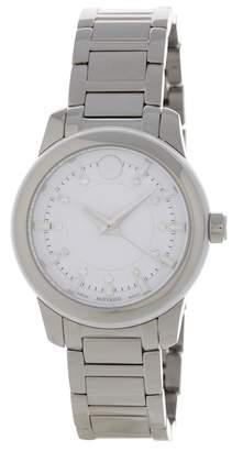 Movado Women's Bracelet Watch, 34mm