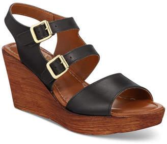 Bella Vita Ani-Italy Wedge Sandals Women's Shoes