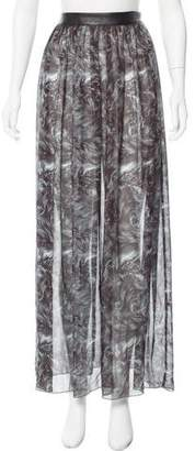 Emma Cook Printed Maxi Skirt