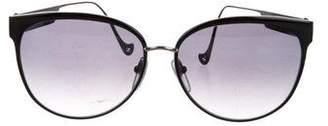 Chrome Hearts Blow Jay II Sunglasses
