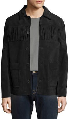 BLK DNM BLK Denim 89 Suede Jacket
