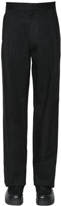 Calvin Klein Collection 26.5cm Lightweight Bonded Cotton Pants