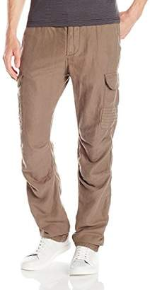 Robert Graham Men's Avalanche Woven Cargo Pant