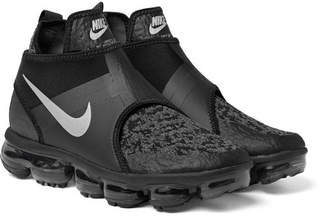 Nike Vapormax Chukka Slip Mesh And Neoprene Sneakers