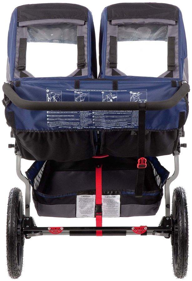 BOB Strollers Revolution SE Jogging Stroller - Duallie - Navy