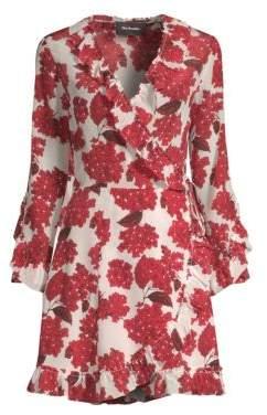 The Kooples Hortensia Floral Dress