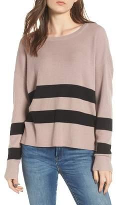 BP Varsity Stripe Sweater (Regular & Plus Size)
