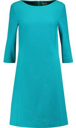 Michael Kors Wool-Crepe Mini Dress