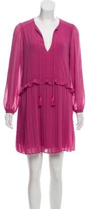 Rebecca Minkoff Morrison Pleated Dress w/ Tags